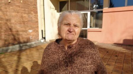 73-годишната Стойна Льогова, която стана известна в социалните мрежи като