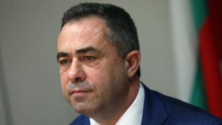 Заместник-министър на околната среда и водите Красимир Живков