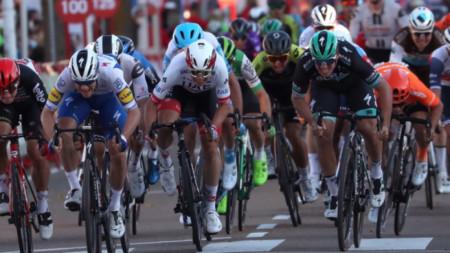 Втора етапна победа за ирландец в Обиколката на Испания