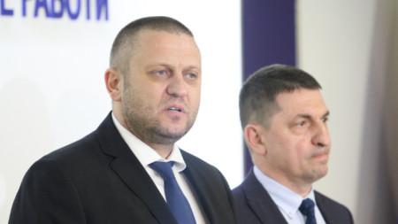 Георги Хаджиев и Христо Терзийски