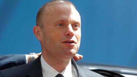 Mалтийския премиер Джоузеф Мускат