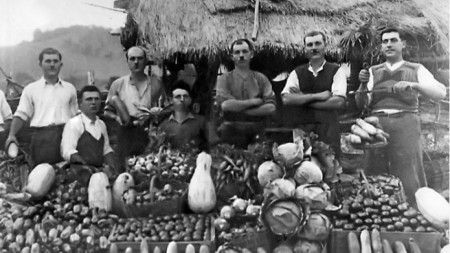 Български градинари в Унгария през 30-те години на ХХ в.
