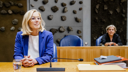 Сигрид Кааг, министър на външните работи на Нидерландия