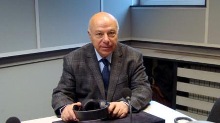 Експрокурорът, адвокат Захари Генов