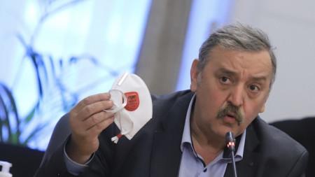 Проф. Тодор Кантарџијев