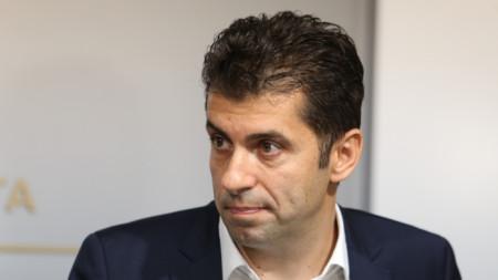 Wirtschaftsminister Kyrill Petkow