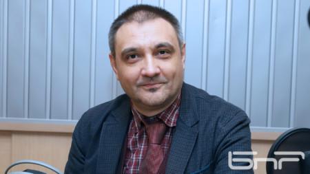 Проф. Андрей Чорбанов