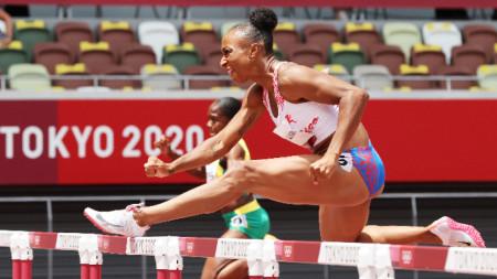 Жасмин Камачо-Куин донесе втора олимпийска титла в историята на Пуерто Рико.