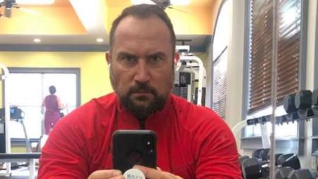 Велко Йотов не спира да тренира