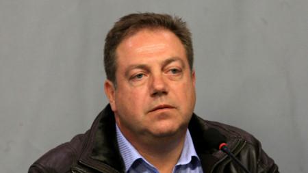 Иван Маджаров - председател на Българския лекарски съюз.