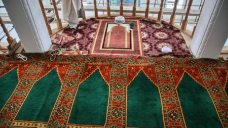 Aytos Beyazit Camii