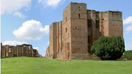 Замъка Кенилуърт
