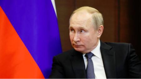 """Javën e kaluar Presidenti rus e akuzoi Bullgarinë se e vonon qëllimisht ndërtimin e """"Rrymës Turke"""" nën presion të huaj."""