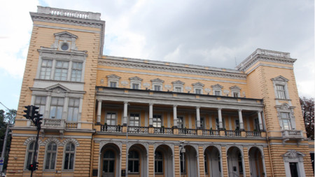 The Central Military Club in Sofia