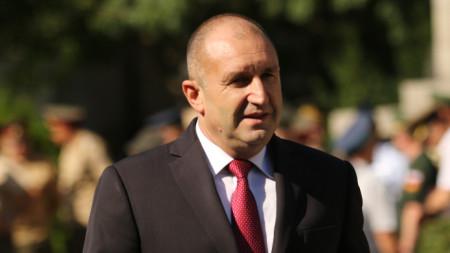 Presidenti Radev
