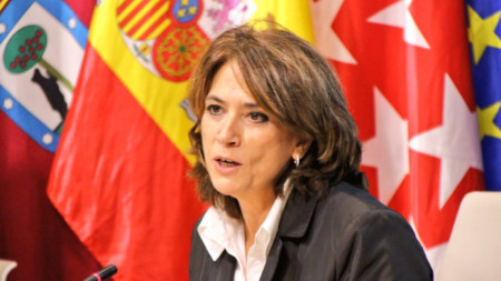 Долорес Делгадо
