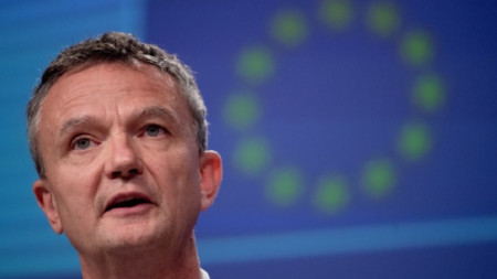 Говорителят на Еврокомисията Ерик Мамер