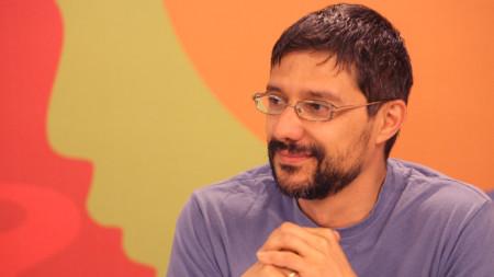 Доц. д-р Йордан Ефтимов