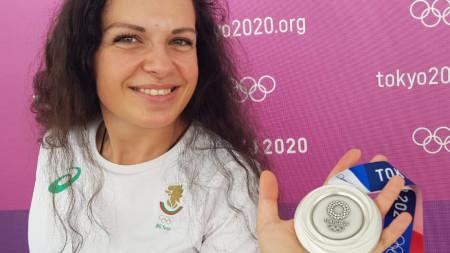 Антоанета Костадинова остана на косъм от нов олимпийски медал.