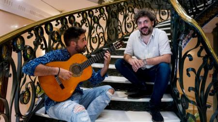 Антонио Серано и Антонио Санчес
