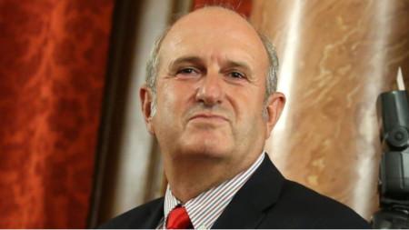 Special envoy Vlado Bučkovski