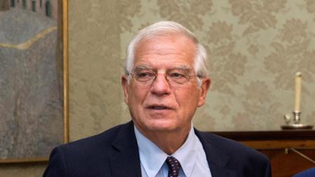 Върховния представител по въпросите на външната политика и сигурността Жозеп Борел писал на Европарламента за намалената помощ за Турция.