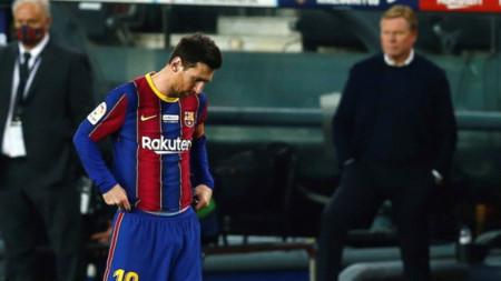 Лео Меси също ще съди испанския вестник.