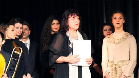 Златина Пантелеева, директор на НУМСИ