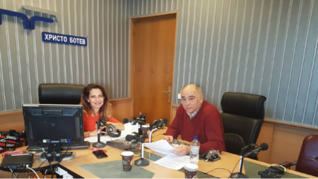 Ива Дойчинова и Кирил Калев