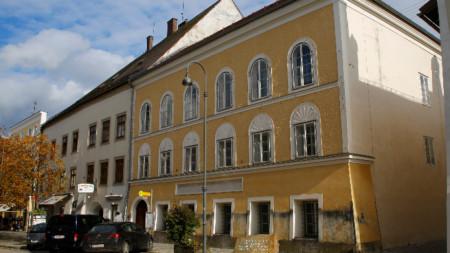 Къщата Бранау ам Ин, в която е бил роден Хитлер, ще стане полицейски участък.