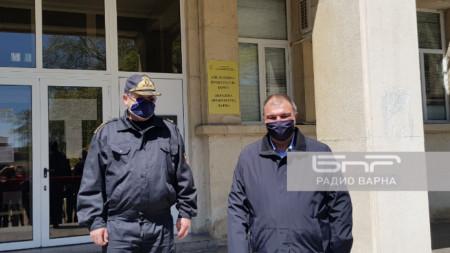 Брифинг на прокуратурата по повод криминалното престъпление на бул.