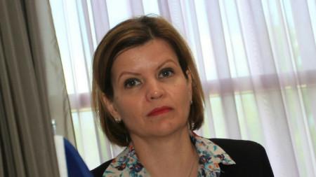 Изпълнителният директор на Националното сдружение на общините Силвия Георгиева