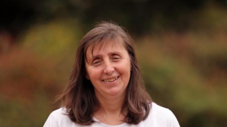 Ирина Матеева - Българско дружество за защита на птиците