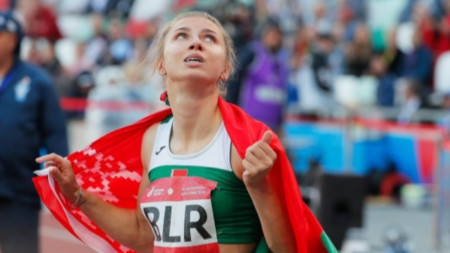 Кристина Тимановска