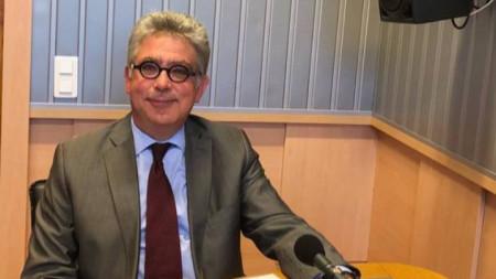 Н. Пр. Франсоа Бонтан, посланик на Белгия в България