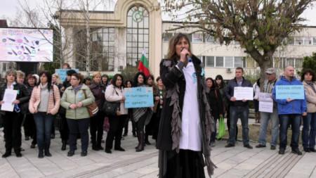 Медицински специалисти във Видин от месеци настояват за промени в здравеопазването
