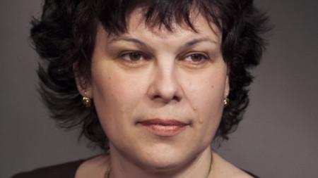 Заместник-министърът на образованието и науката Таня Михайлова