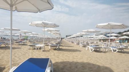 Plazhi i pushimores Sllënçev Brjag
