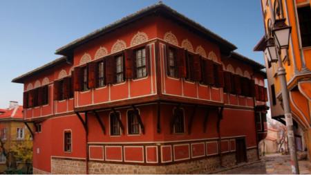 Балабановый дом