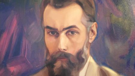 Автопортрет на Светослав Рьорих