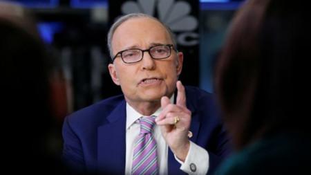 Лари Къдлоу, топ икономически съветник на Белия дом