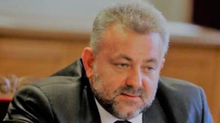 Доктор Динчо Генев, директор на УМБАЛ