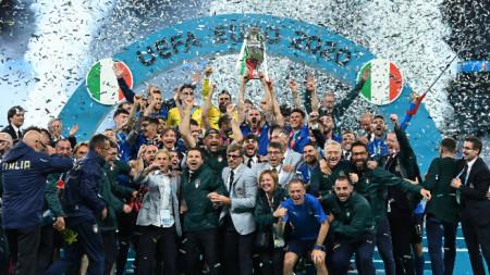 Вече знаем - Италия спечели
