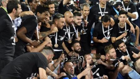Локо отново спечели Купата на България