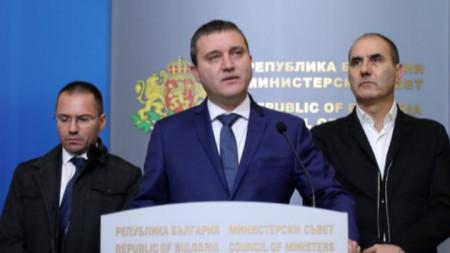 Министър Владислав Горанов