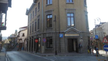 Сградата на Административния съд във Велико Търново