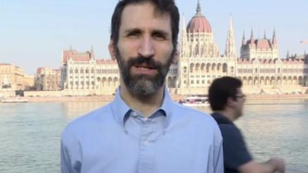 """Габор Дьори от института """"Policy Solutions"""" в Будапеща."""