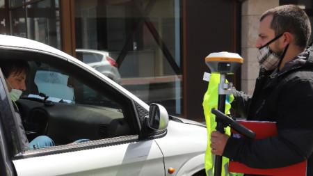 Проверка на техническите параметри за пътна безопасност на кръстовището, където при катастрофа загина журналистът Милен Цветков, направиха от организацията Европейски център за транспортни политики.