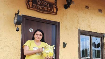 Стефка Бонева и нейните съмишленици искат да да възродят блясъка на бусинската керамика