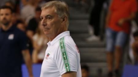Italian coach Silvano Prandi